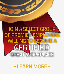 Certified Great Workplace