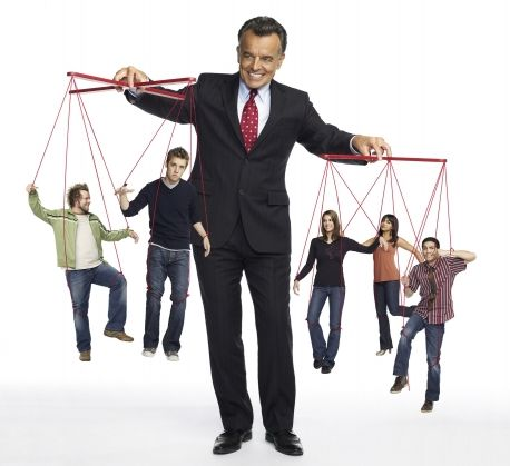 employees on a string