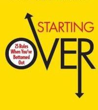 It's not over when you start over