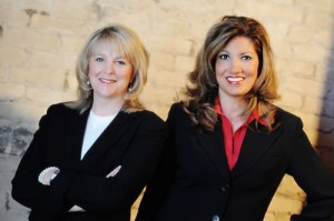 """Results-Only Workplace co-creators Jody Thompson (L) and Cali Ressler (R) have written a new book, """"Why Managing Sucks and How to Fix It."""" pROWEfessors Thompson and Ressler wisely consult leaders to increase productivity by rewarding results, not face-time or bragging about excessive overtime in the office."""