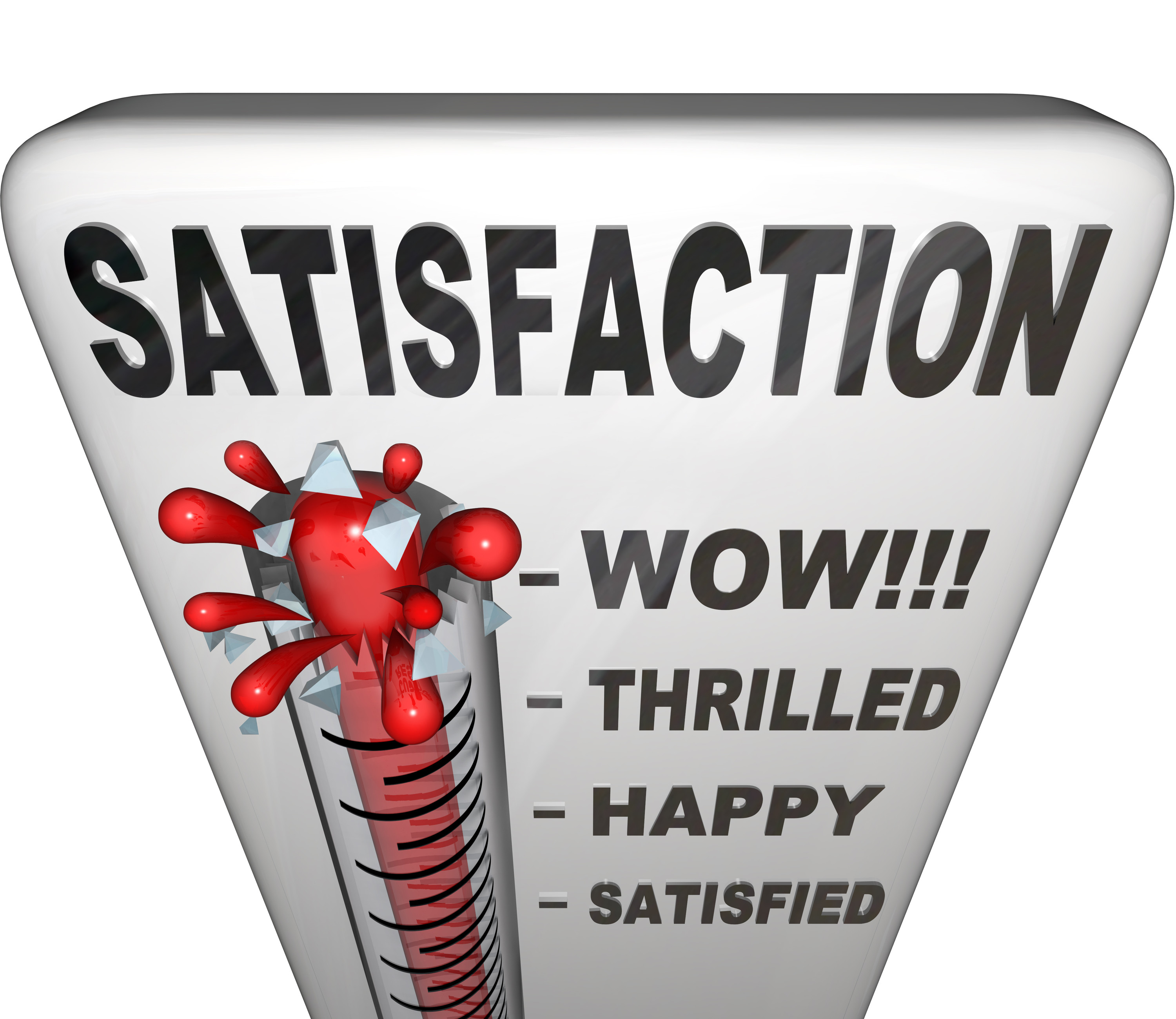 meaning of customer satisfaction