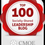 Cheri's blog is an award-winning publication and a Top 100 Socially-Shared Leadership Blog.