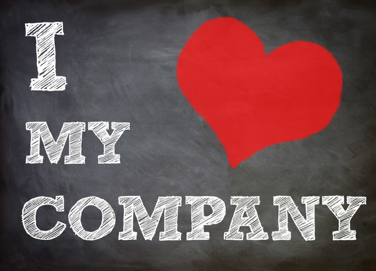 love my company, great workplace, company culture