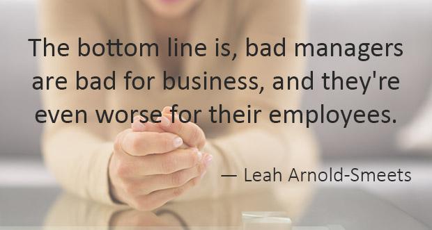 bad manager bosshole