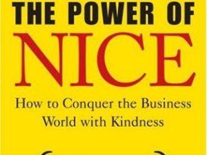 The Power of Nice