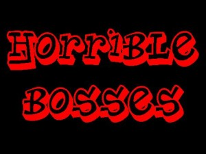 Horrible Bosses Go Hollywood