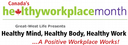 Dear America, We Want A Healthy Workplace Month
