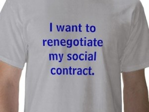 Renegotiating the Corporate Social Contract