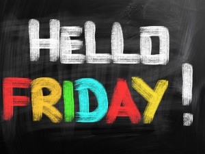 7 Ideas for a Fabulous Friday Afternoon