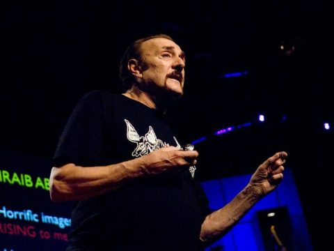 philip zimbardo psychology of evil