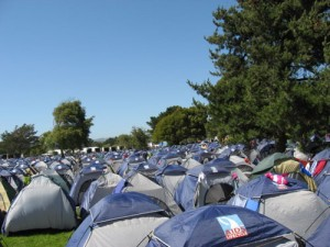 Are Career-Minded American Workers Headed for Tent City?