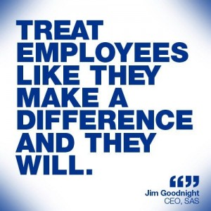 employees make difference