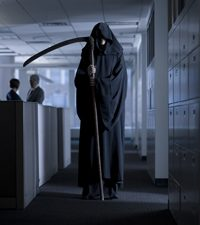 Top Five List of Scariest Workplace Practices