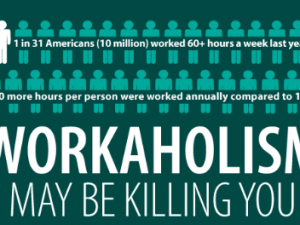 12 Steps to Cure Workaholism