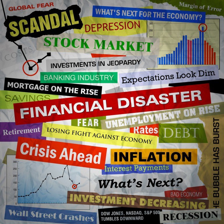 financial disaster