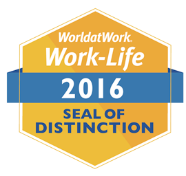 world at work seal of disctinction
