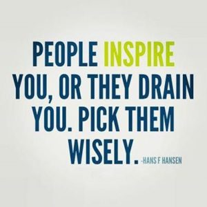 pick people wisely
