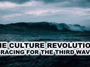 The Culture Revolution: Bracing for the Third Wave